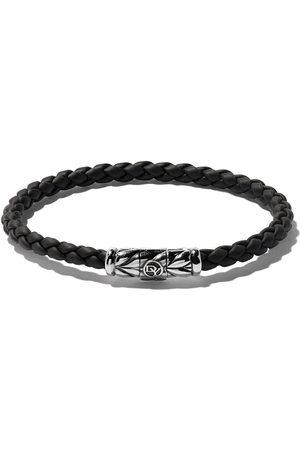 David Yurman Man Armband - Chevron weave bracelet