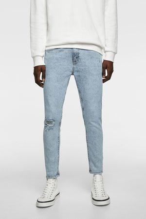 Zara Jeans skinny carrot revor