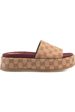 Gucci Women's Original GG slide sandal