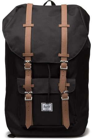 Herschel Little America - 600d Poly Black Ryggsäck Väska
