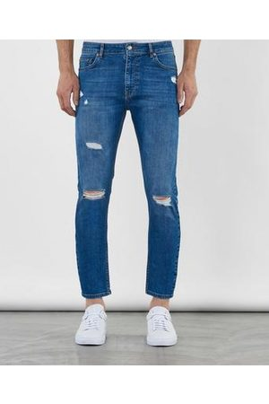 William Baxter Man Skinny - Toby Cropped Jeans