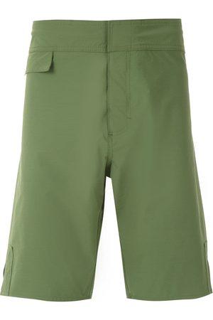 AMIR SLAMA Enfärgade shorts