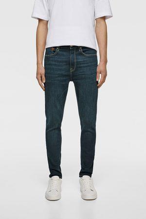 Zara Kvinna Skinny - Jeans skinny confort