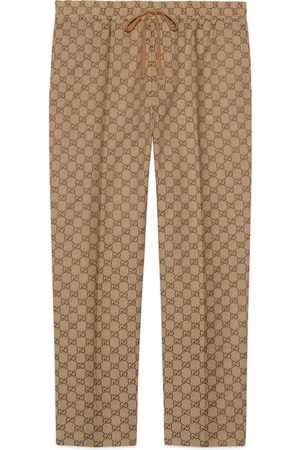 Gucci GG canvas jogging pant