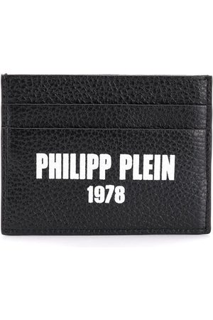 Philipp Plein Man Plånböcker - Korthållare med logotyp