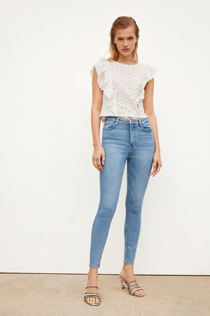 Zara Jegging hi rise skinny vintage
