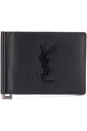Saint Laurent YSL plånbok med sedelklämma