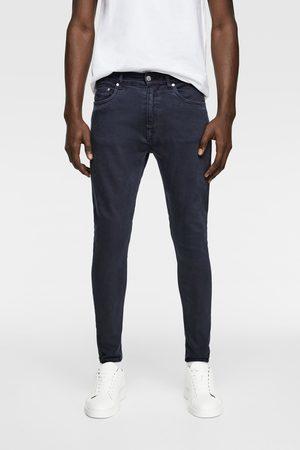 Zara Coloured super skinny jeans
