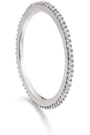 Monica Vinader Kvinna Ringar - Eternity diamantring