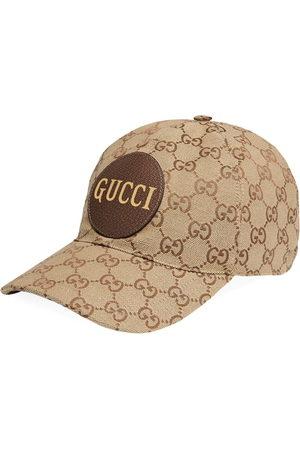 Gucci GG basebollkeps i tyg