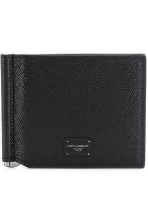 Dolce & Gabbana Dubbelvikt plånbok