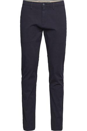 Dockers Man Chinos - Smart 360 Chino Taper Kostymbyxor Formella Byxor Blå