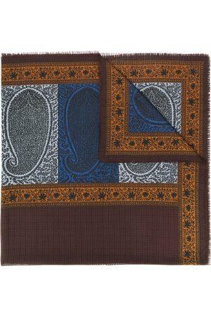 Yves Saint Laurent Paisleymönstrad sjal
