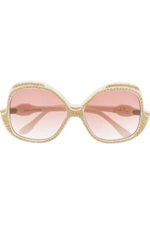 Emilio Pucci Maharaja solglasögon från 1970-talet