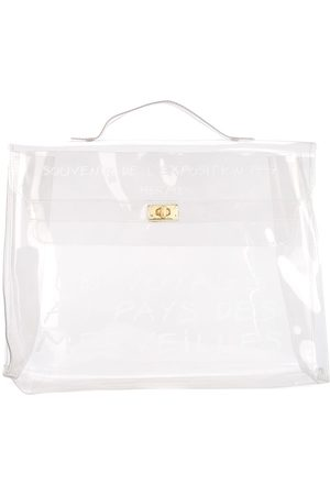 Hermès Hermès Kelly strandväska i vinyl