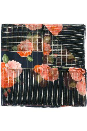 Yves Saint Laurent Floral print scarf
