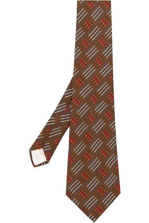 Hermès Slips med skärpmönster