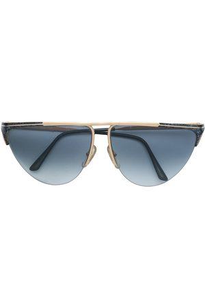 Missoni Oversize-solglasögon med tonat glas