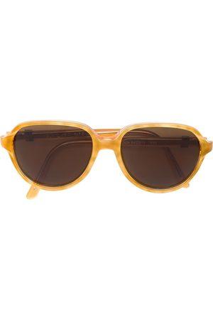 Yves Saint Laurent Solglasögon med logotyp