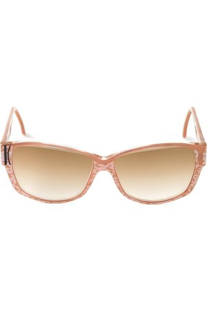 Krizia Pre-Owned Patterned sunglasses