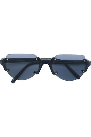 Missoni Fyrkantiga solglasögon utan bågar