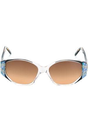 Givenchy Pre-Owned Marled frames sunglasses