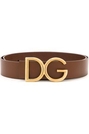 Dolce & Gabbana Skärp med logotyp