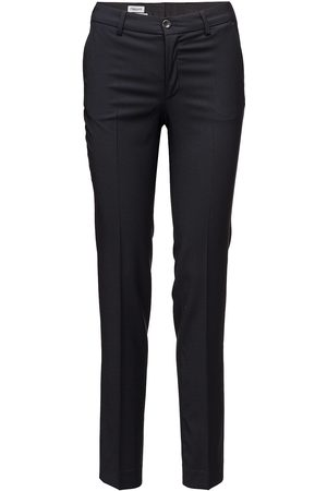 Filippa K Luisa Cool Wool Trouser Byxa Med Raka Ben