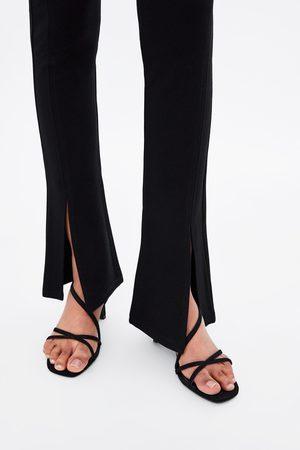 Zara Leggings med sprund