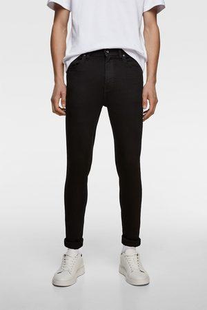 Zara Kortade skinny-jeans