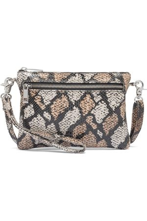 DEPECHE Small bag / Clutch snake