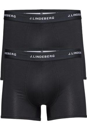 J Lindeberg Mens Trunk 2-Pack Underwear