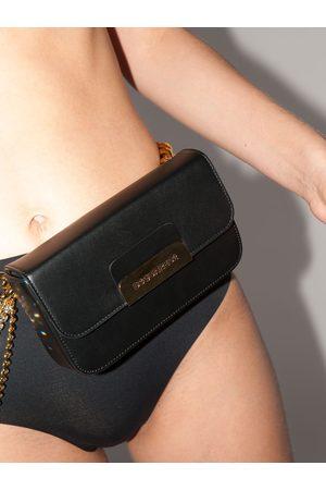 Dsquared2 Lvr Exclusive Leather Belt Bag