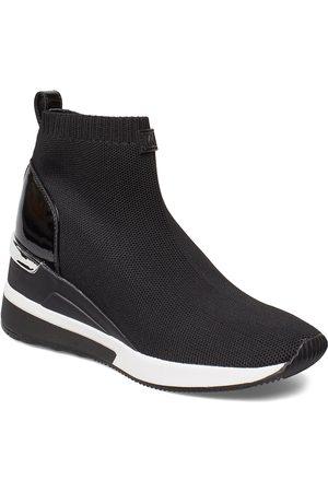 Michael Kors Skyler Bootie Höga Sneakers