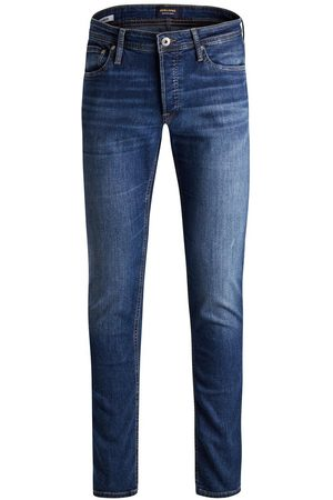 Jack & Jones Man Slim - Glenn Original Am 814 Slim Fit-jeans Man