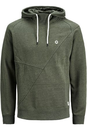 Jack & Jones Detaljerad Sweatshirt Man Grön