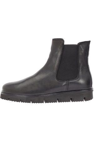 Bianco Cleated Chelsea Boots Kvinna