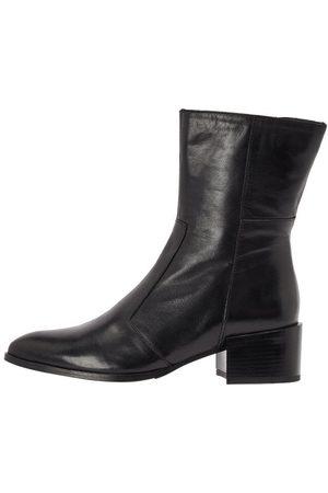Bianco Kvinna Boots & Stövlar - Leather Boots Kvinna
