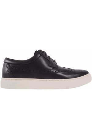 Paul Smith Leather 'Rupert' Brogue Trainers