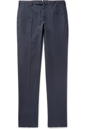 Incotex Man Chinos - Four Season Slim-fit Cotton-blend Chinos