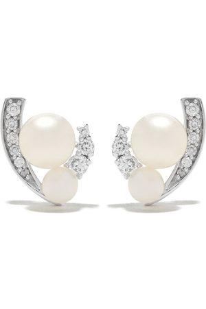Yoko London Trend diamantörhängen i 18K guld