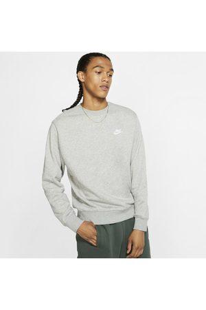 Nike Man Hoodies - Tröja med rund hals i frotté Sportswear Club för män