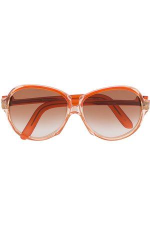 Yves Saint Laurent Solglasögon i oversize-modell från 1970-talet