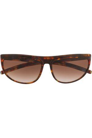 Krizia Pre-Owned Solglasögon med ovala bågar