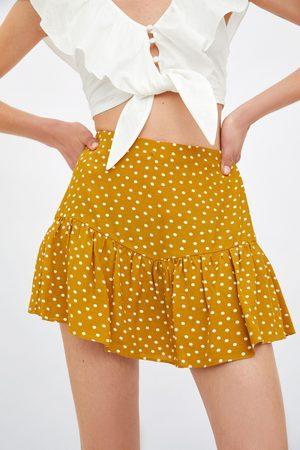 Zara Byxkjol med mönster
