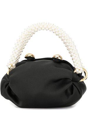 0711 Nino liten väska med pärlhandtag