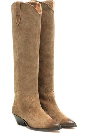 Isabel Marant Denvee suede boots