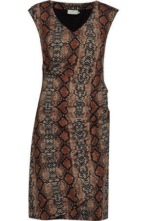 Kaffe Kvinna Festklänningar - Kaoda Dress Kort Klänning Multi/mönstrad