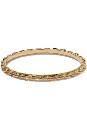 WOUTERS & HENDRIX Trace Chain ring i 18K gult guld