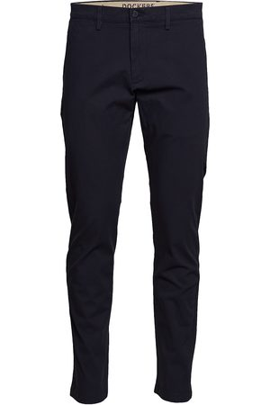 Dockers Man Chinos - Smart 360 Chino Navy + Chinos Byxor Blå